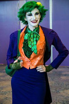 Female Joker   Wondercon 2013