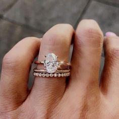 Dream Engagement Rings, Classic Engagement Rings, Engagement Ring Settings, Oval Engagement, Vintage Gold Engagement Rings, Engagement Bands, Morganite Engagement, Morganite Ring, Moissanite Rings