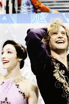 Congratulations to Meryl Davis and Charlie White for winning gold medals in the Sochi 2014 Winter Olympics!