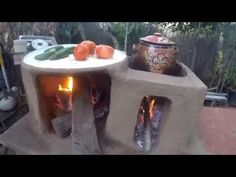 Home Rocket, Diy Rocket Stove, Rocket Stoves, Outdoor Stove, Pizza Oven Outdoor, Outdoor Cooking, Dragon Fire Pit, Fire Pit Yard, Survival Stove