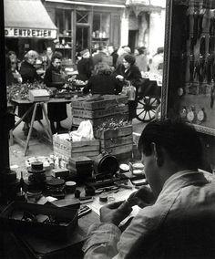 Paris (1952) © Willy Ronis