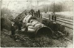 Train Wreck, 1912