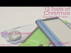 12 Tools of Christmas - Day Two  December 3 - 20% off of our Paper Trimmers Range  These and all other 12 Tools of Christmas items can be found here: http://www.paperflourish.com.au/12-tools.html