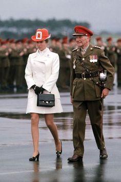 Quand la princesse Anne, en mini-jupe, révolutionnait la mode de la famille royale britannique