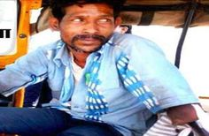 Inspiring: Shahdol man who lost both arms in an accident drives auto-rickshaw to earn living   Destiny might have crippled him at an early age but this double amputee did not lose hope and has been inspiring many by earning income for his family driving an auto rickshaw for last three years. Hiralal Mahra a native of village Chaka in Shahdol district of Madhya Pradesh had lost both the hands in childhood as he suffered an electric shock and physicians amputated his hands to save his life…