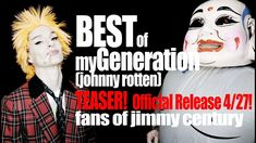 Add to Epic Music Playlist - Best of My Generation (Johnny Rotten) Tease...