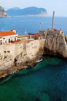 St Nikola island Montenegro Places to go things to see