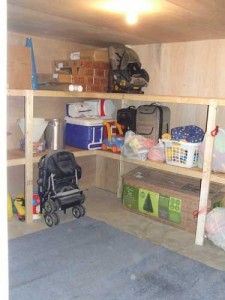 How To Build Basement Storage Shelves on http://www.homeconstructionimprovement.com