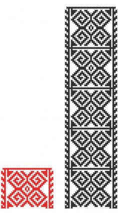 MP578 Cross Stitch Borders, Simple Cross Stitch, Cross Stitch Flowers, Cross Stitch Designs, Cross Stitch Patterns, Hand Embroidery Art, Embroidery Jewelry, Cross Stitch Embroidery, Crochet Art