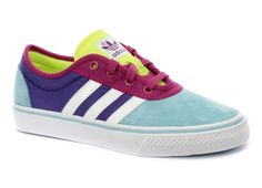 Adidas Originals Adi Ease Low ST Womens Trainers