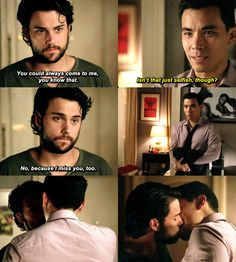 Connor Walsh and Oliver Hampton