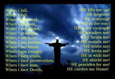 eternally grateful my Jesus ...