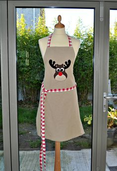 My Christmas Apron designs