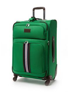 Tommy Hilfiger Luggage Lochwood 28 Inch Hardside Spinner, Yellow ...