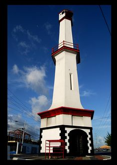 Ligthouse.  Port of Spain 73