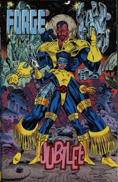 Jubilee X-Men Uniform