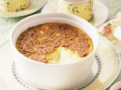Irish Crème Brûlée - Recipe from Betty Crocker