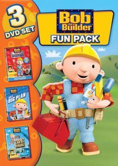 Bob The Builder Family Fun Pack Or Any Bob The Builder Movies Family Fun Pack Bob The Builder Family Fun