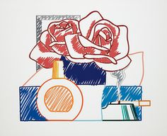 Tom Wesselmann, 'Scribble Version of Still Life no.58,' 1991, Phillips: Evening and Day Editions