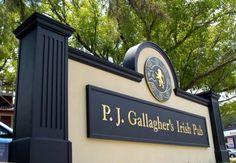 PJ Gallagher Entry Monument, Parramatta   Danthonia Designs