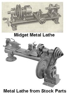 Plans to Build Your Own Metal Lathes | eBooks | Technical