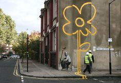 My favourite art by Banksy - Imgur