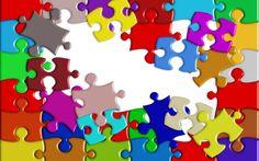 CGI - puzzle Wallpaper