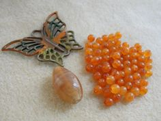 These are the beauties that sent to me, 'll have lots of fun! Soup, Stud Earrings, Beads, Beading, Stud Earring, Bead, Soups, Pearls, Seed Beads