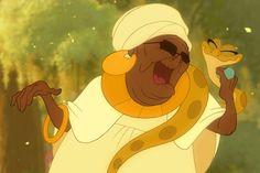 *MAMA ODIE (Priestest) ~ Princess & The Frog, 2009