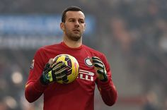 Samir Handanovic is out of contract at Inter next year
