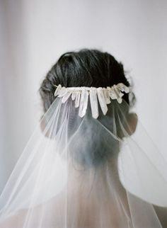 ENHANCE U Wedding veil