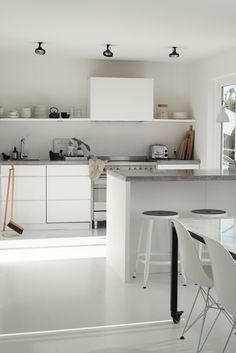 Kitchen by Elisabeth Heier