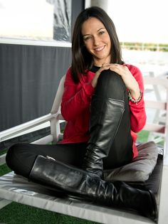 Boots You are in the right place about Equestrian Fashion boots Here we offer you the most beautiful pictures about the Equestrian Fashion runway you are looking for. When you examine the Boots part o Black Boots Outfit, Sexy Boots, Cool Boots, Thigh High Boots, High Heel Boots, Knee Boots, Riding Boot Outfits, Riding Boots, Riding Clothes