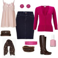 Casual Pinks