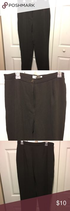 ✅2 for $15 Alfani Suit Pants Excellent quality. Lining in the pants. There is a matching suit jacket in my closet but it is a size 10 . Excellent condition. No tears, stains or marks. Combine with any item with a ✅ for a $15 bundle or add three more items for 30% Off Bundles. Alfani Pants Trousers