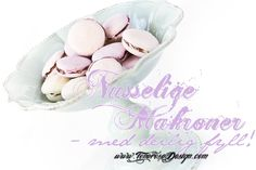 deilige makroner  oppskrift Little Princess, Convenience Store, Sweets, Baking, Tips, Velvet, Convinience Store, Goodies, Advice