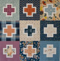 Hyacinth Quilt Designs: Outlined Plus QAL - Let's get cutting...