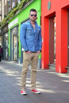 London street style men | Men's Look | ASOS Fashion Finder