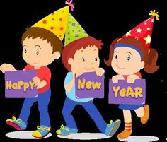 Wish you all my family and friends a Happy New Year