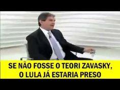 'Se não fosse por Teori Zavascki, Lula já estaria preso', afirma Roberto...