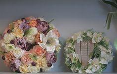 Jade, Floral Wreath, Wreaths, Home Decor, Floral Crown, Decoration Home, Door Wreaths, Room Decor, Deco Mesh Wreaths