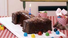 (Chocolade-bananencake) - recept | 24Kitchen -- Keith a healthy secret ingedient