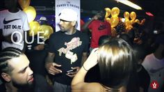QBU & METTA WORLD PEACE AT STARLETS (BY HOSTAGE MEDIA) WSHH EXCLUSIVE