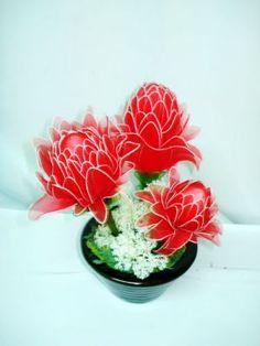 Cách làm hoa voan - Hoa sen Thái - Thủ thuật Teen
