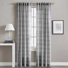 Preston Backtab Curtain Panel - Walmart.com