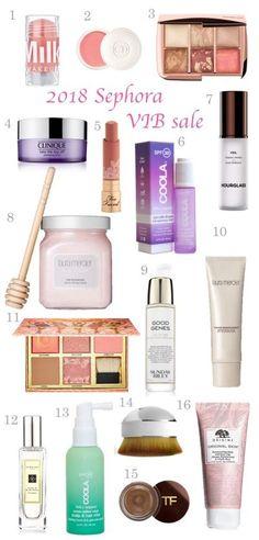2018 Sephora VIB Sale: My Picks & Recommendations - beautiful beakers Drugstore Makeup, Sephora Makeup, Makeup Tips, Beauty Sale, Diy Beauty, Beauty Makeup, Beauty Hacks Lips, Beauty Secrets, Beauty Tips