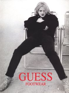 LOVE THE GUESS ADS