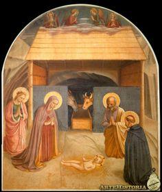 Natividad - Obra - ARTEHISTORIA V2