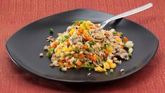 Epicure's Vegetable Fried Rice (Copyright © Epicure Selections) Healthy Gourmet, Easy Healthy Recipes, Meatless Recipes, Healthy Eating, Quick Dinner Recipes, Side Dish Recipes, Quesadillas, Epicure Recipes, Wok Recipes