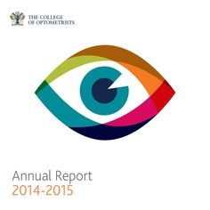 Annual Report 2014-2015  This report summarises the work of the College work during 2014-15.